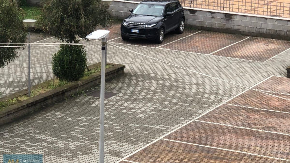 external paving renovation with stone