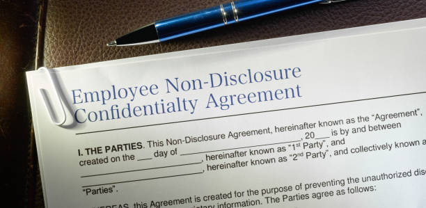 What is the Confidentiality Agreement for Employees?