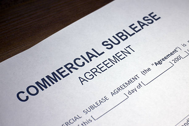 What is the Commercial Sublease Agreement?